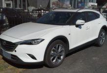 Chinese Mazda CX-4