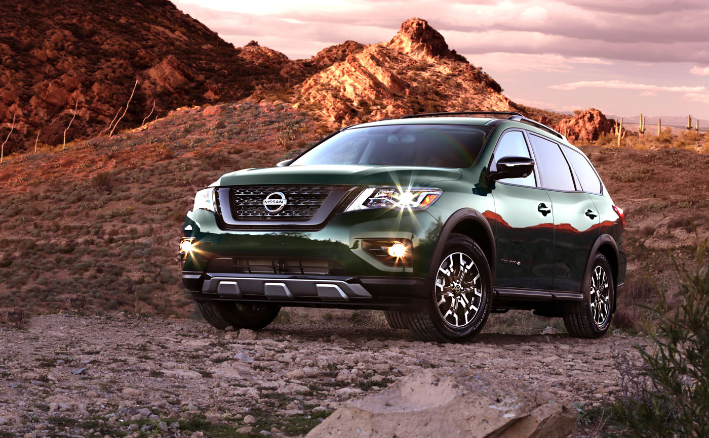 Nissan Pathfinder Rock Creek_11
