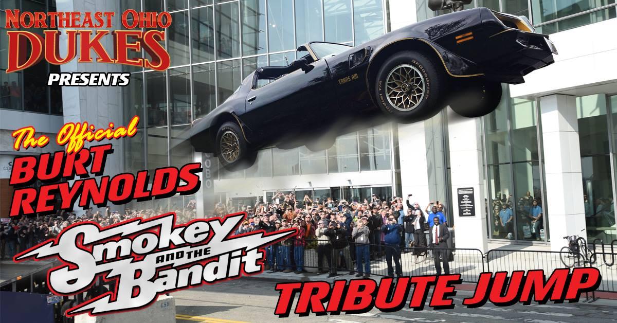 Burt Reynolds tribute