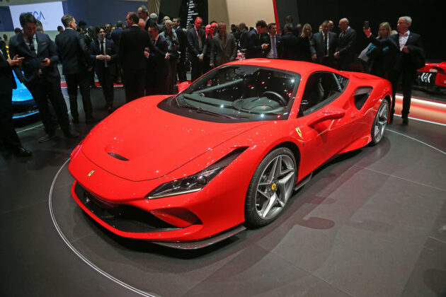 Geneva Motor Show Images Gallery