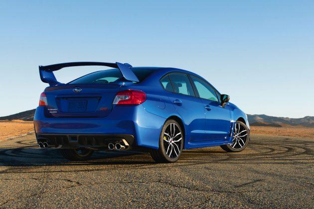 2021 Subaru WRX STI