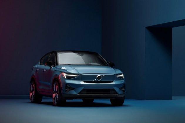 2022 Volvo C40 Recharge