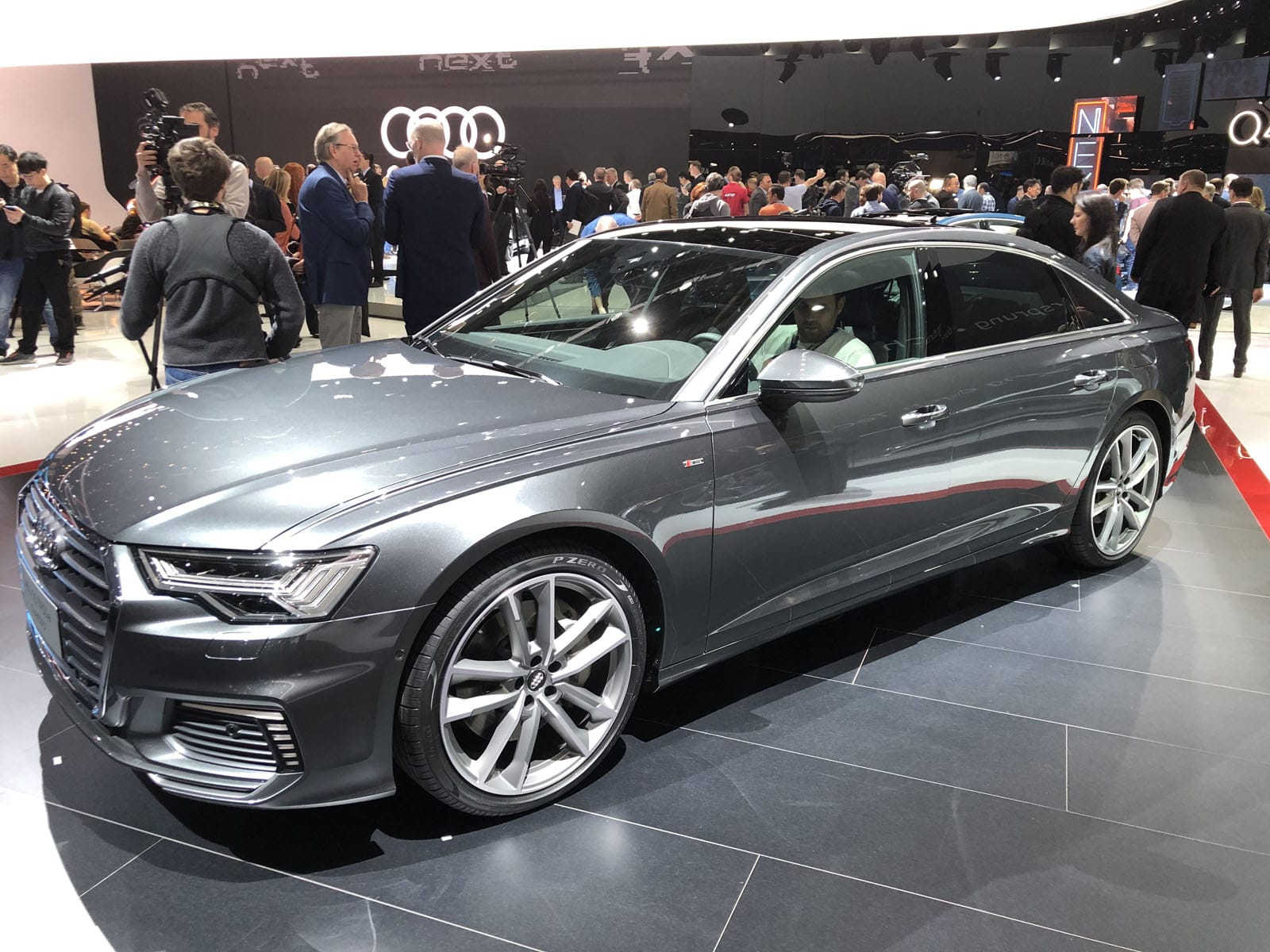 audi phev launches plugin offensive at the geneva motor