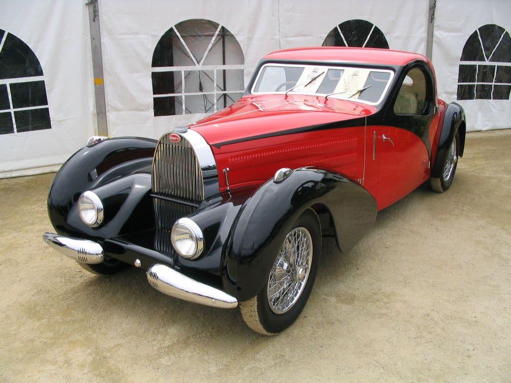 Original Bugatti Type 57