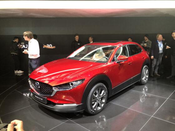 Mazda CX-30 Geneva Motor Show