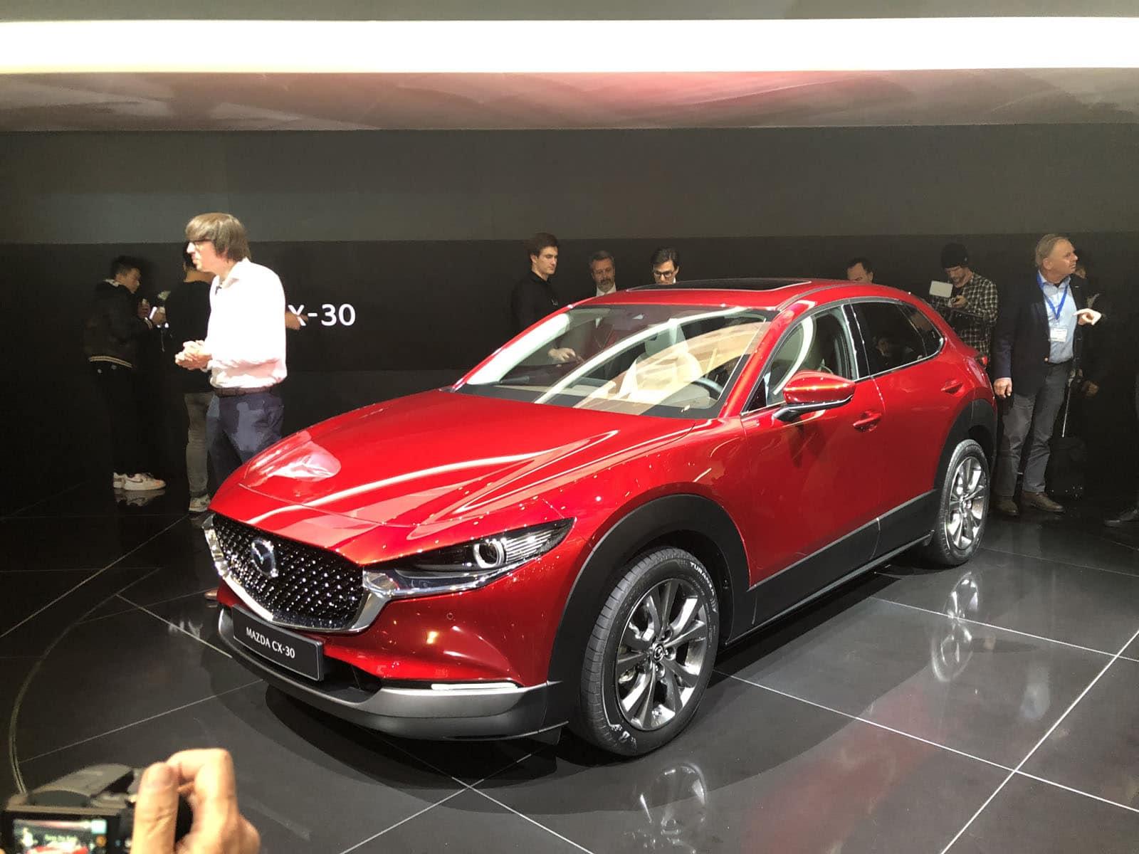 Mazda cx30 mexico
