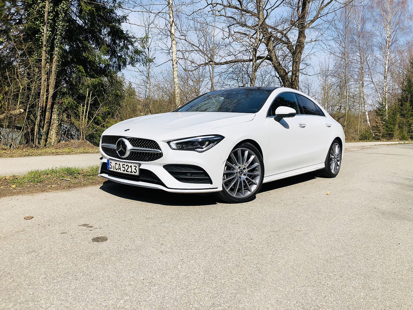 2020 Mercedes-Benz CLA First Drive Review: Round 2 TKO ...