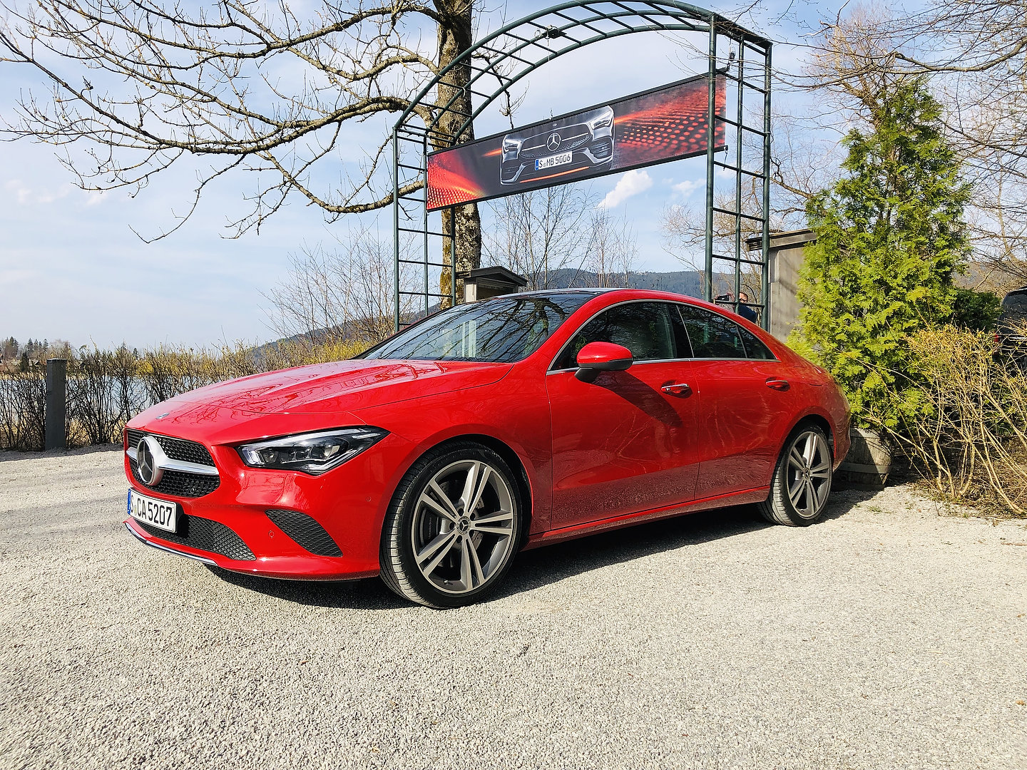 2020 Mercedes-Benz CLA