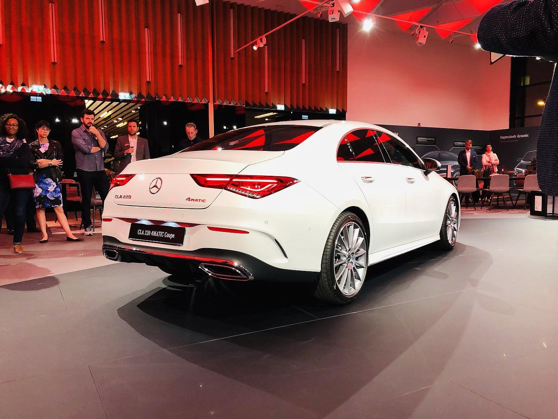 Mercedes Benz Cla Tyyppiviat