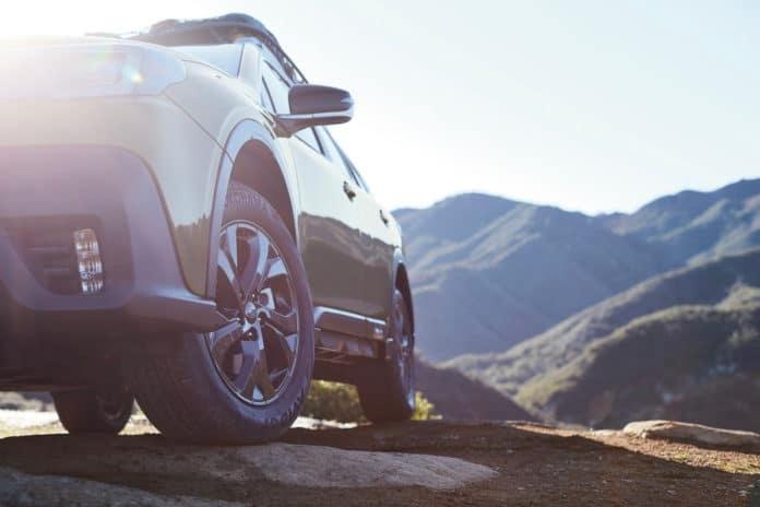 2020 Subaru Outback preview