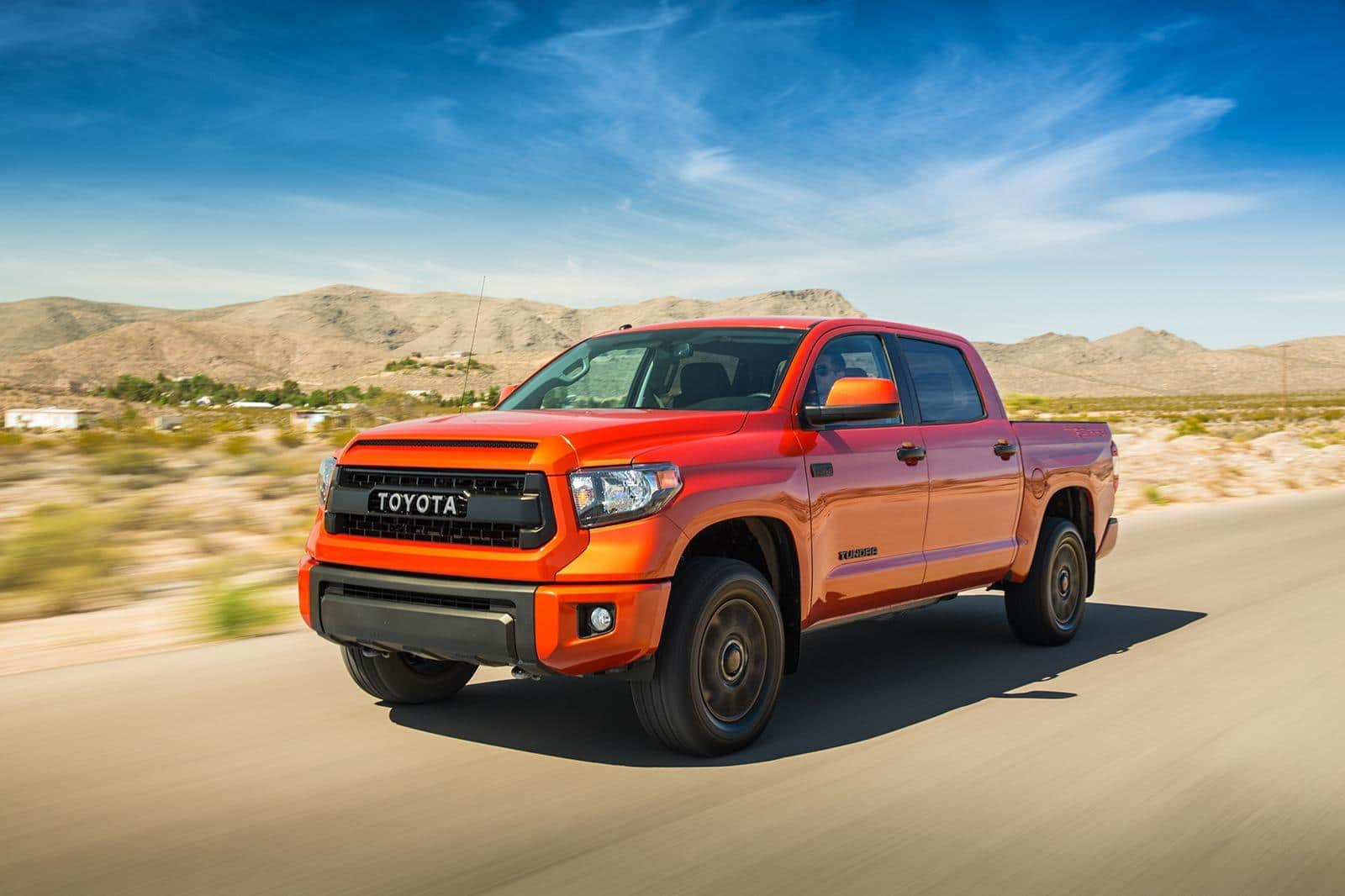 2020 Toyota Tundra TRD