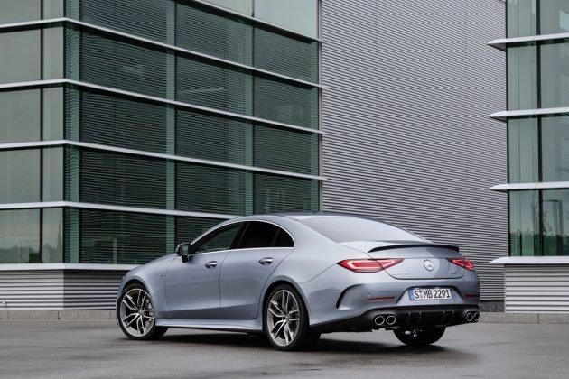 2022 Mercedes-AMG CLS 53 4Matic+