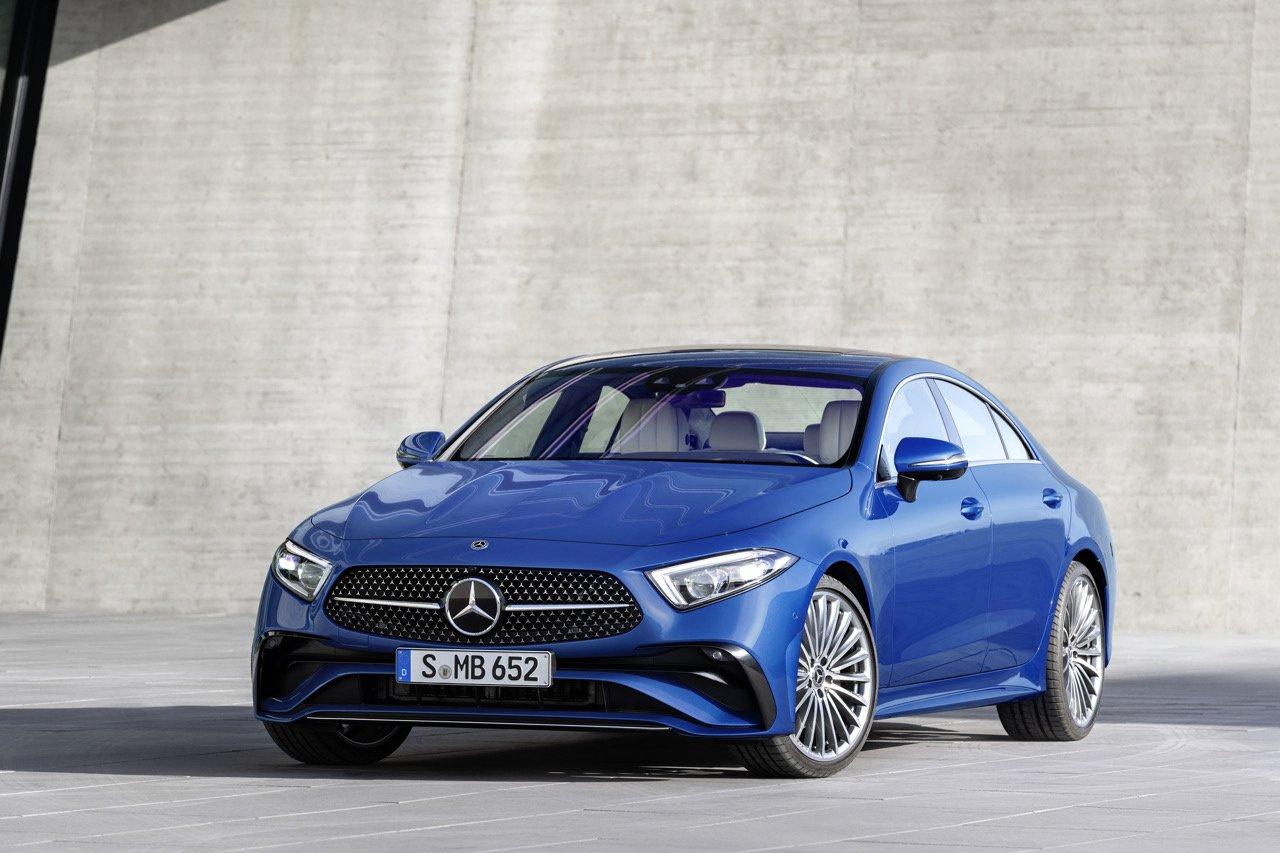 2022 Mercedes-Benz CLS 450