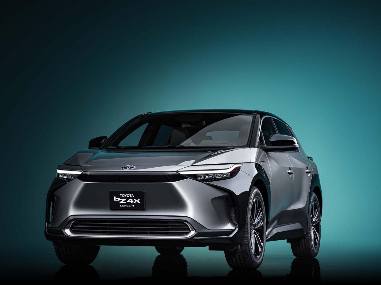 Toyota bZ4X Concept   Photo: Toyota