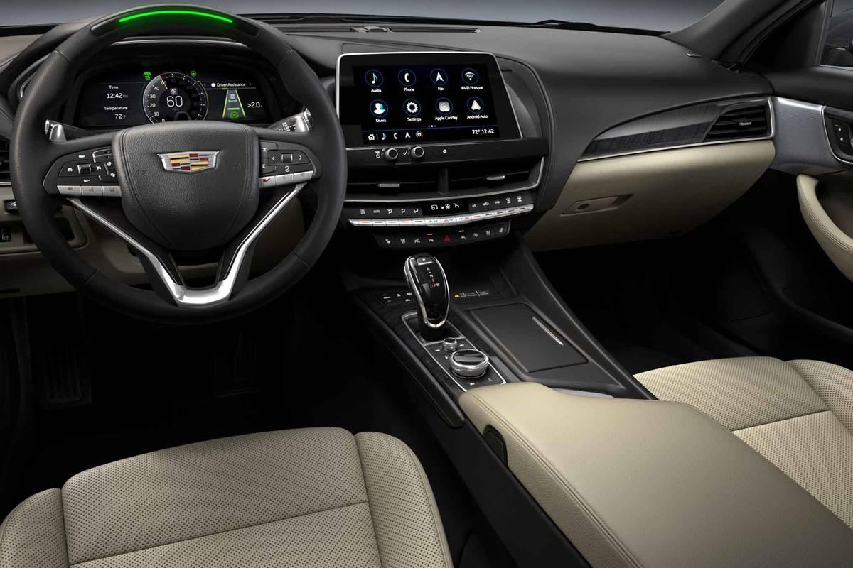 2021 Cadillac Escalade Super Cruise