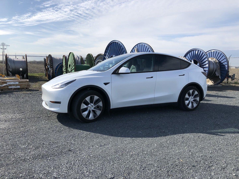 2021 Tesla Model Y SR