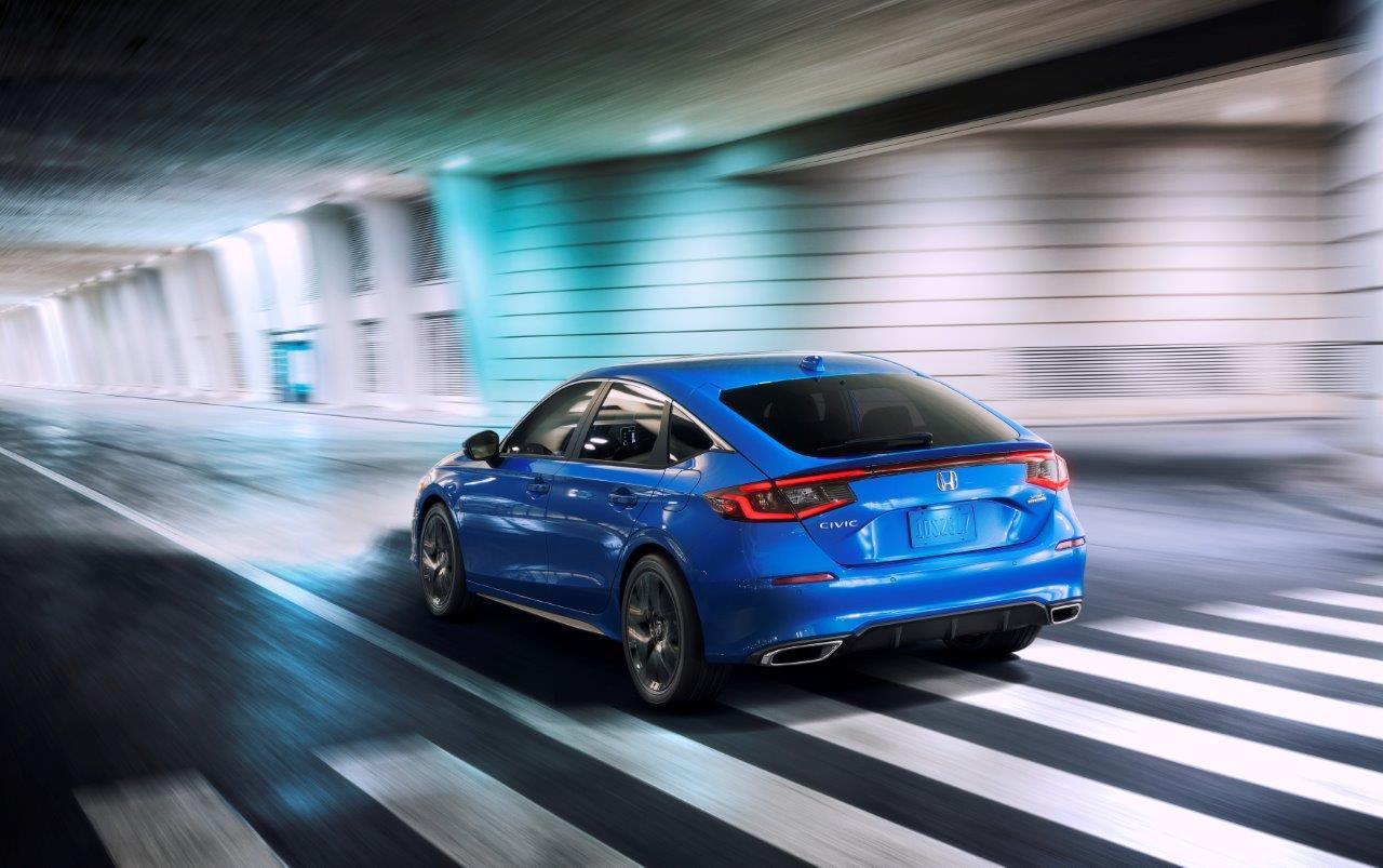 2022 Honda Civic Hatchback1