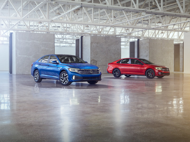 2022 Volkswagen Jetta & GLI