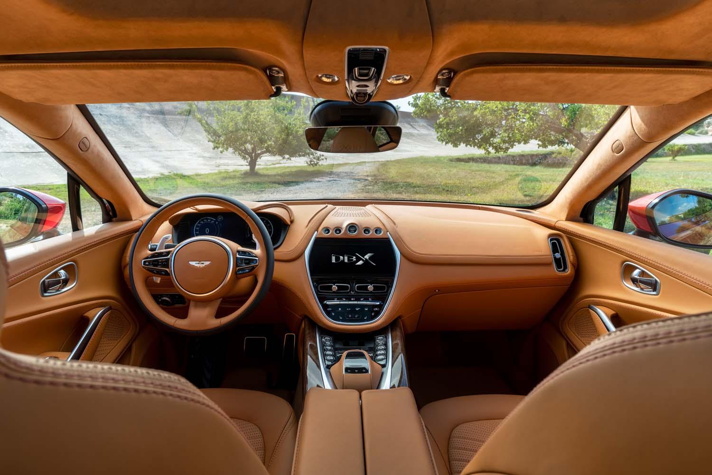 Aston Martin DBX   Photo: Aston Martin