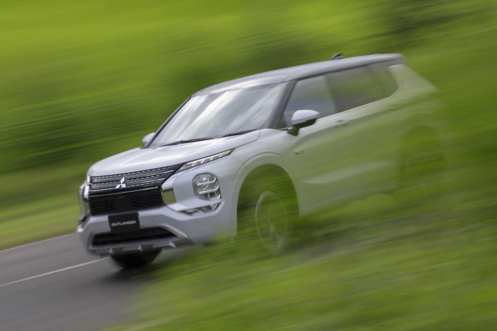 2023 Mitsubishi Outlander PHEV