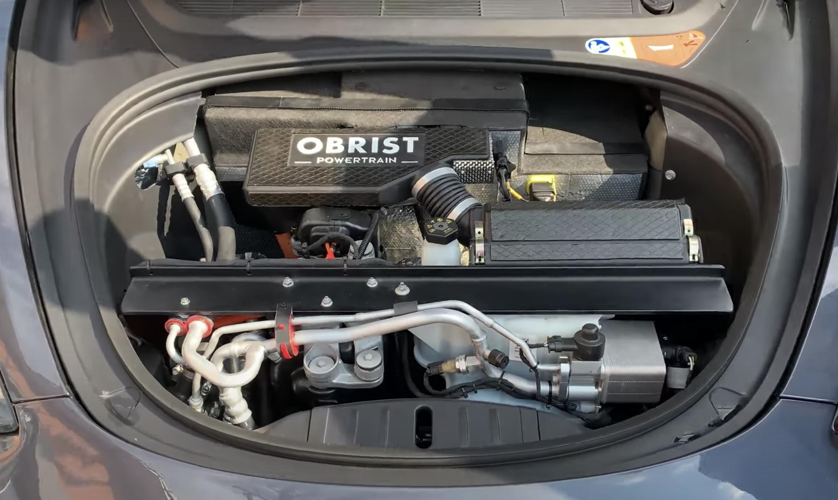Obrist Tesla Model 3