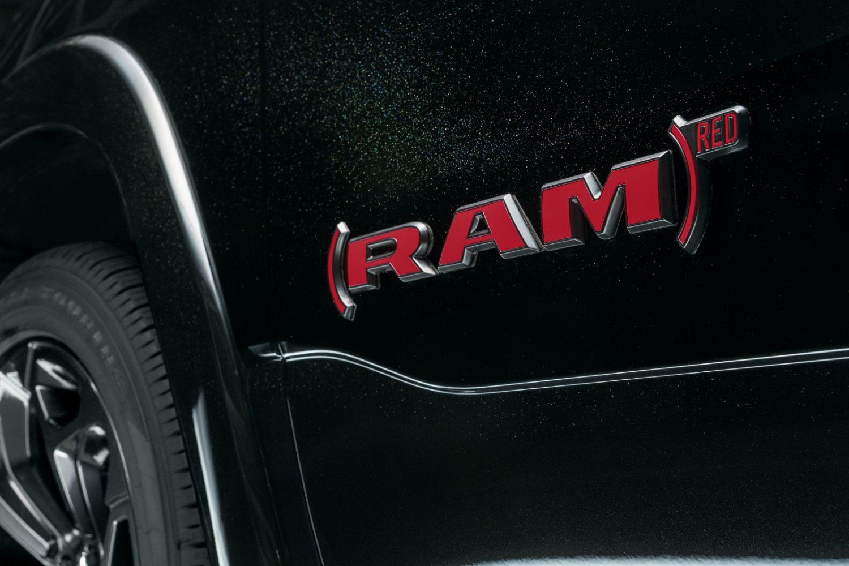 2022 Ram 1500(RAM)REDEdition