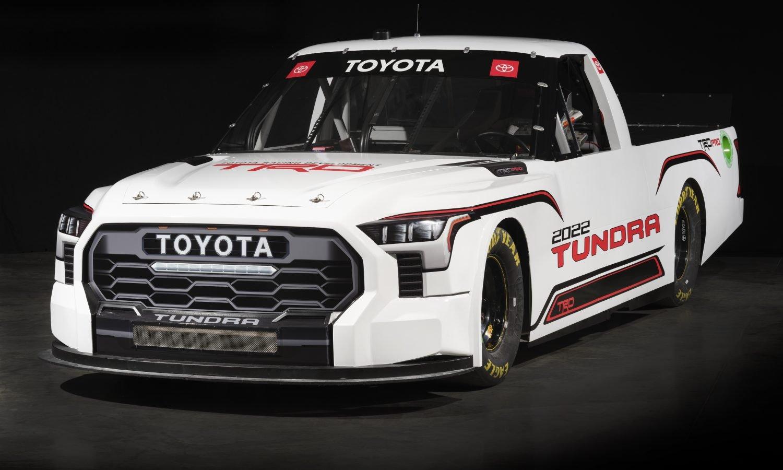 Toyota Tundra NASCAR