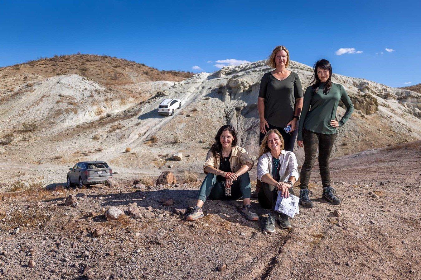 Sorento PHEV Participates in 2021 Rebelle Rally