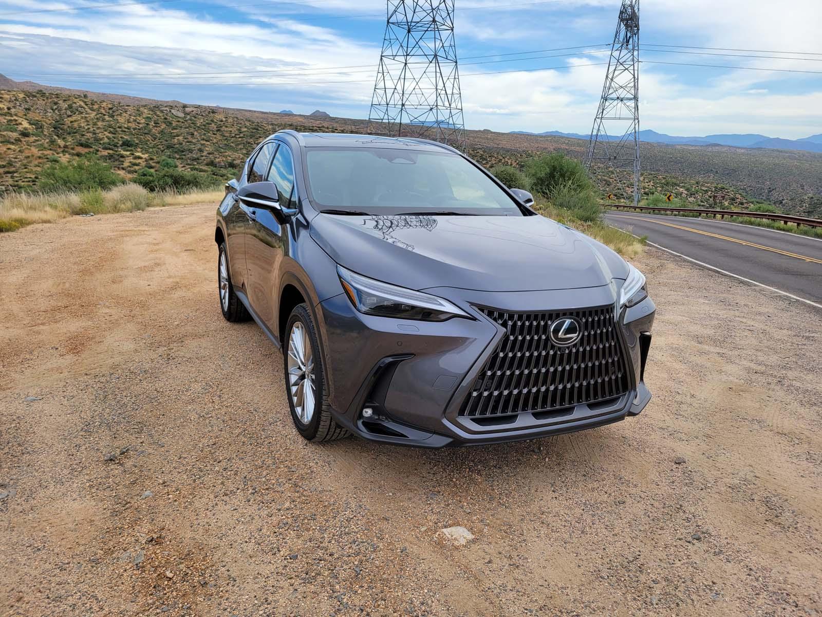 2022 Lexus NX review