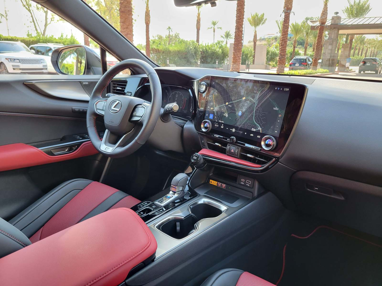 2022 Lexus NX 450h
