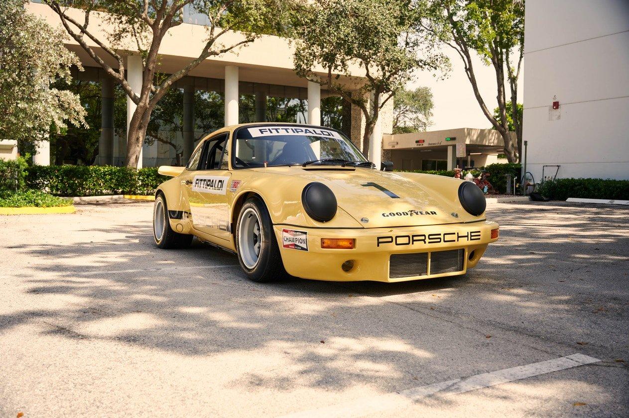 Pablo Escobar Porsche 911