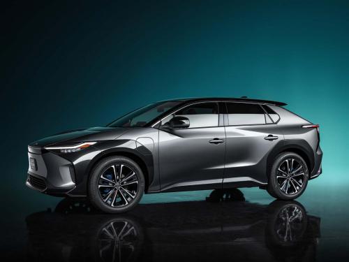 Toyota bZ4X Concept | Photo: Toyota